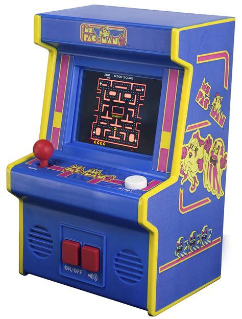 Arcade Classics Ms Pacman Mini Arcade Game Video Retro