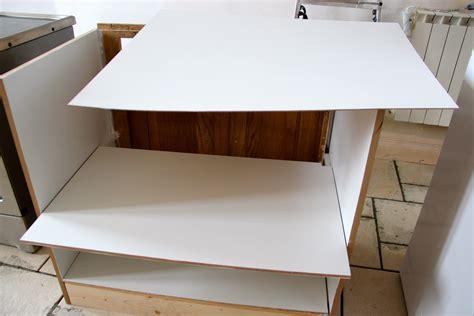 peindre meuble cuisine mélaminé meubler la cuisine