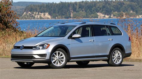 First Drive 2017 Volkswagen Golf Alltrack