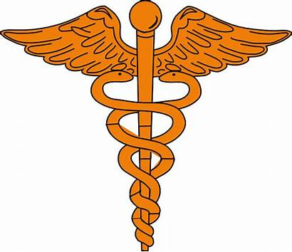 Caduceus Disease Medical Symbol Take Wearables Clip