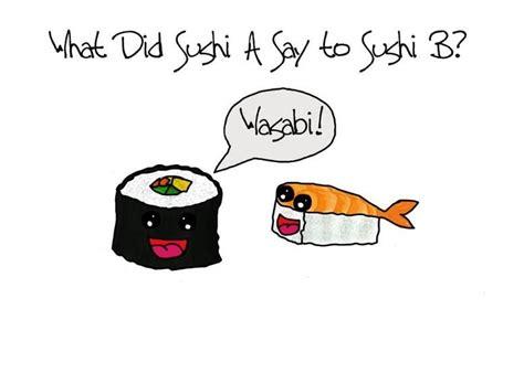 sushi joke jokes