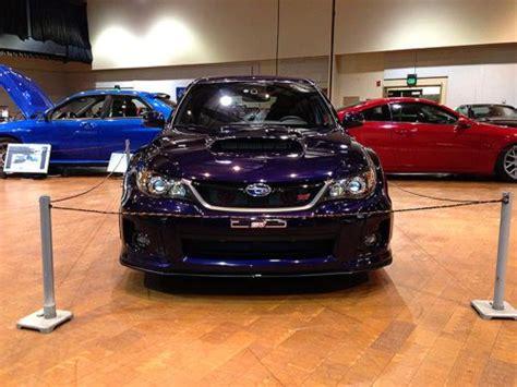 purple subaru wagon find used 2011 subaru impreza wrx sti wagon plasma blue
