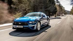 2018 Ford Mustang Ecoboost Fastback 4K Wallpaper HD Car