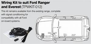 Redarc Tow-pro - Wiring Kit  Everest