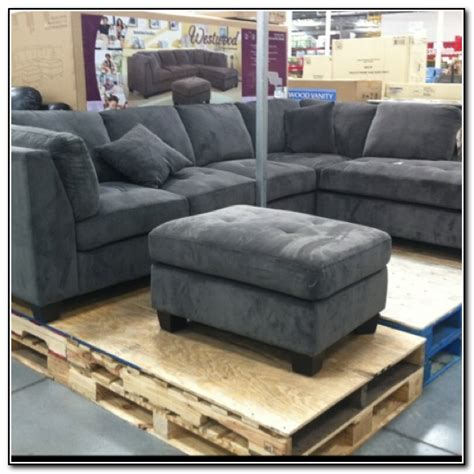 Gray Sectional Sofa Costco Dream Home Ideas Pinterest