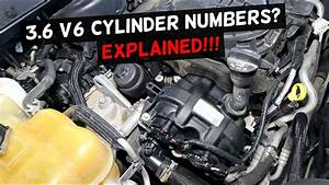 Pentastar 3 6 V6 Cylinder Numbers Numbering Dodge Chrysler