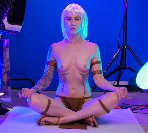 Comic Book Girl Nude Sexy Photos TheFappening