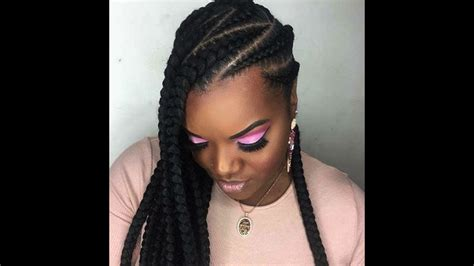 Cornrow Hairstyles by 2019 Cornrow Hairstyles Most Popular Cornrow Braids