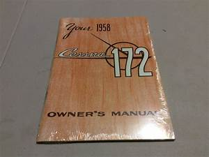 1972 Cessna 150 Owners Manual
