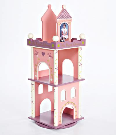Levels Of Discovery Bookcase by Levels Of Discovery Princess Revolving Bookcase