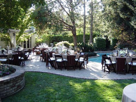 Decorating Backyard Wedding by At Home Wedding Checklist Hgtv