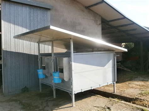 box per vitelli box svezzamento bovini dalla mora - Gabbie Per Vitelli
