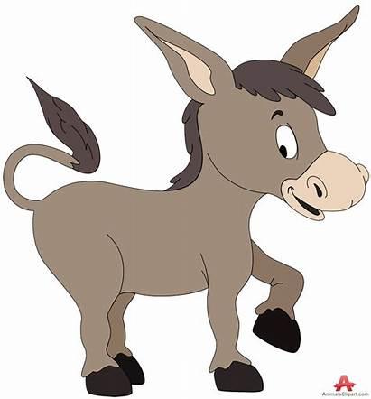 Donkey Clipart Clip Illustrations Mule Donkeys Animals
