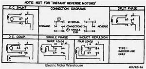 Reversing Drum Switch Diagram