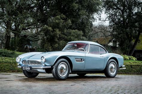 Bmw 507 Roadster by One Owner 1957 Bmw 507 Roadster Uncrate