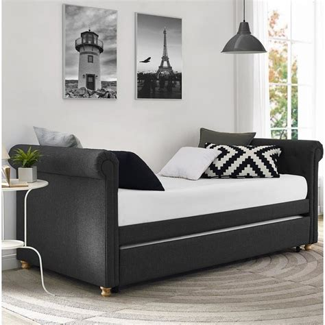 posts rossburg daybed  trundle reviews wayfair