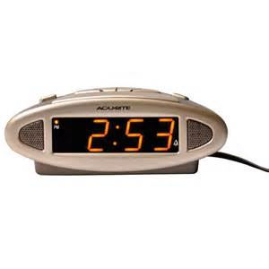 Generic Acu Rite Big And Loud Electric Intelli Time Alarm Clock,