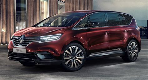 2020 Renault Espace Arrives With Modest Updates, Promises ...