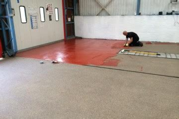 Polyurethane And Epoxy Resin Flooring