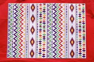 Set De Table : sets de table papier anniversaire indien sweet party day ~ Teatrodelosmanantiales.com Idées de Décoration