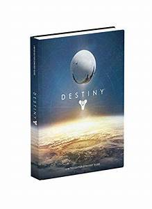 Destiny Limited Edition Strategy Guide By Activision Activision       Amazon Ca  Dp
