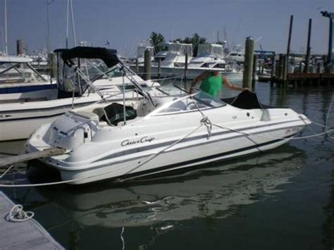 1985 Chris Craft Deck Boat by 1999 Chris Craft 230 Bowrider Sport Deck Powerboat For