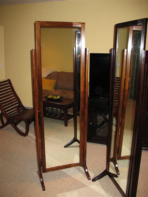 seans swivel standing mirrors  wood whisperer