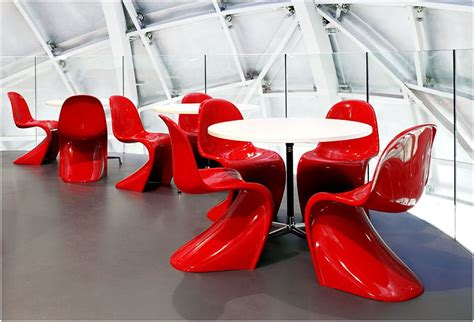 Sedia Panton by Vitra Sedia Panton Chair Myareadesign It