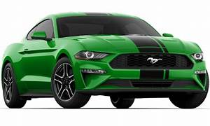 New Need For Green Color For The 2019 Ford Mustang: First Look