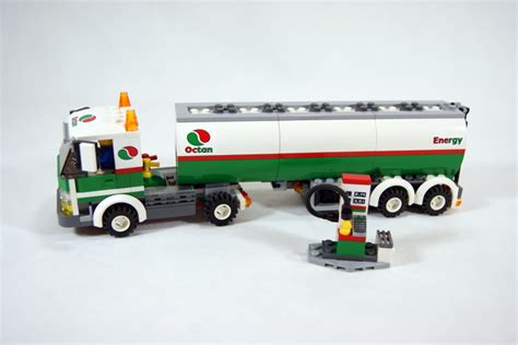 city siege 6 3180 le camion citerne lego