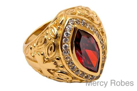 Ladies Clergy Apostle Ring Subs523 (red)  Mercy Robes. Love Engagement Rings. Emerald Cut Engagement Rings. Sidra Rings. Holiday Wedding Rings. Meaningful Engagement Rings. Rose Gold Wedding Rings. Celebrity Dress Engagement Rings. Mineral Rock Wedding Rings