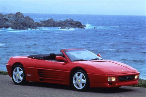 Ferrari 348 Spider 1993 Pictures, Ferrari 348 Spider 1993