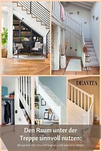 Raum Unter Treppe Nutzen : damit die treppe zum highlight wird sollte man den raum darunter nicht vernachl ssigen und ~ Buech-reservation.com Haus und Dekorationen