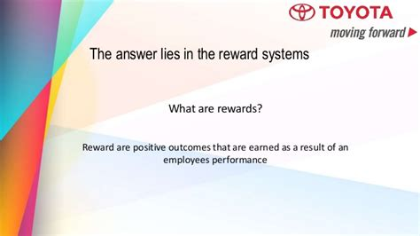 Toyota Employee Benefits by The Toyota Way A Dive Into Toyota S Reward System