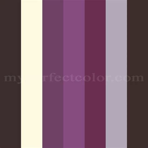 Purple Color Scheme Scheme Created By