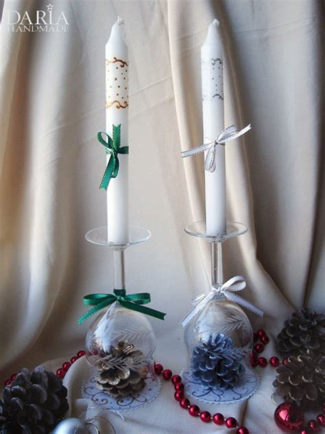 Simple Do It Yourself Christmas Crafts  33 Pics