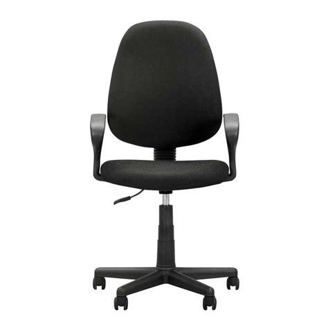 chaise de bureau noir chaise de bureau mesa noir leen bakker