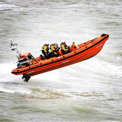 The Boat Life by Brighton Lifeboat Rnlibrighton Twitter