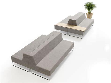 canapé bureau canapés modulables mobilier de bureau entrée principale
