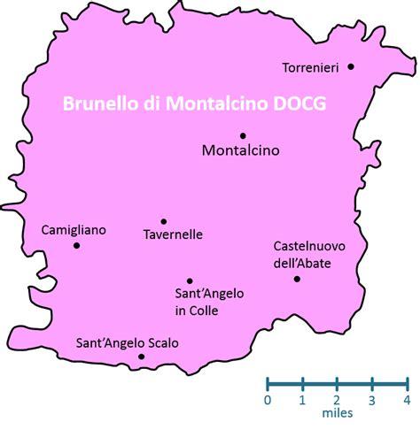 rules  montalcino italian wine central