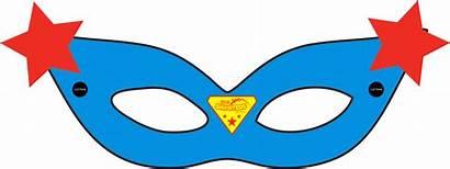 Mask Printable Supergirl Superhero Masks Transparent Nicepng