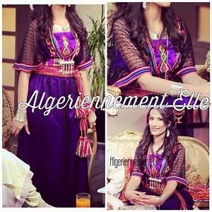 Robe Algérienne 2016 : robes kabyles 2018 ~ Maxctalentgroup.com Avis de Voitures