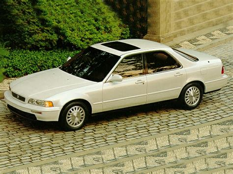 Acura Legend : 1995 Acura Legend Overview