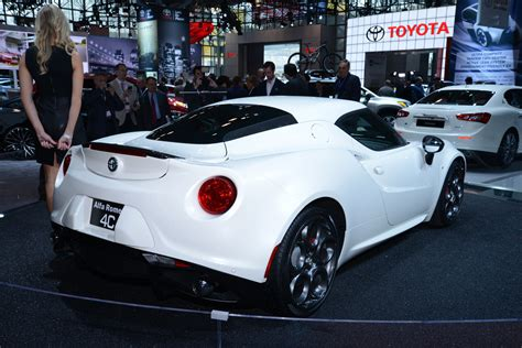 Alfa Romeo New York by 2015 Alfa Romeo 4c Us Price