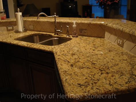 pictures of new venetian gold granite countertops images