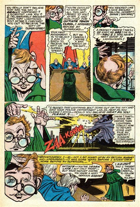Read online The Flash (1959) comic Issue #167