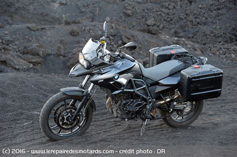 Bmw F 700 Gs Modification by Essai Bmw F700gs