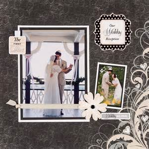 wedding scrapbook pages scrapbooking 101 scrapbook ideas supplies and more