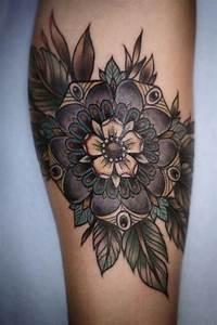 Tattoo Mit Blumen Tattoos Blumen Und Ihr Symbolik Deko Feiern Diy