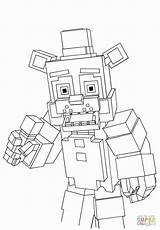 Minecraft Coloring Pages Printable Getcolorings Mi sketch template